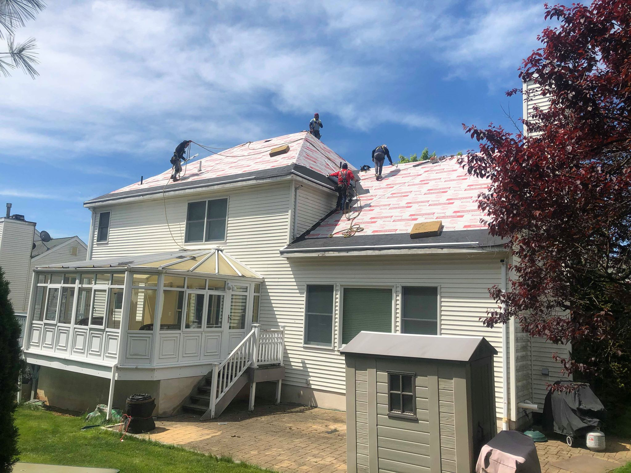 Roofing Replacement in Sparta NJ cephalo Roofing