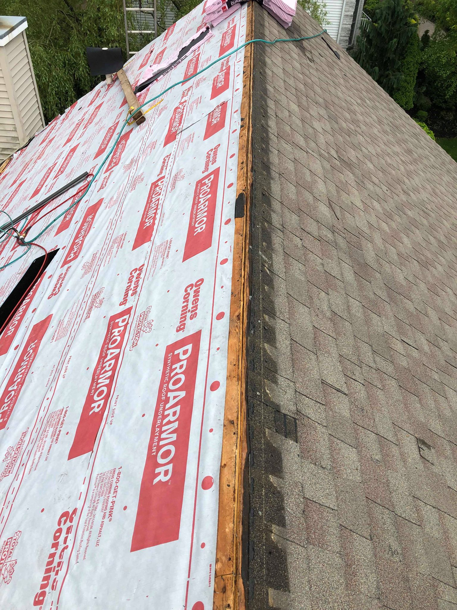 Roofing Replacement in Oakland NJ
