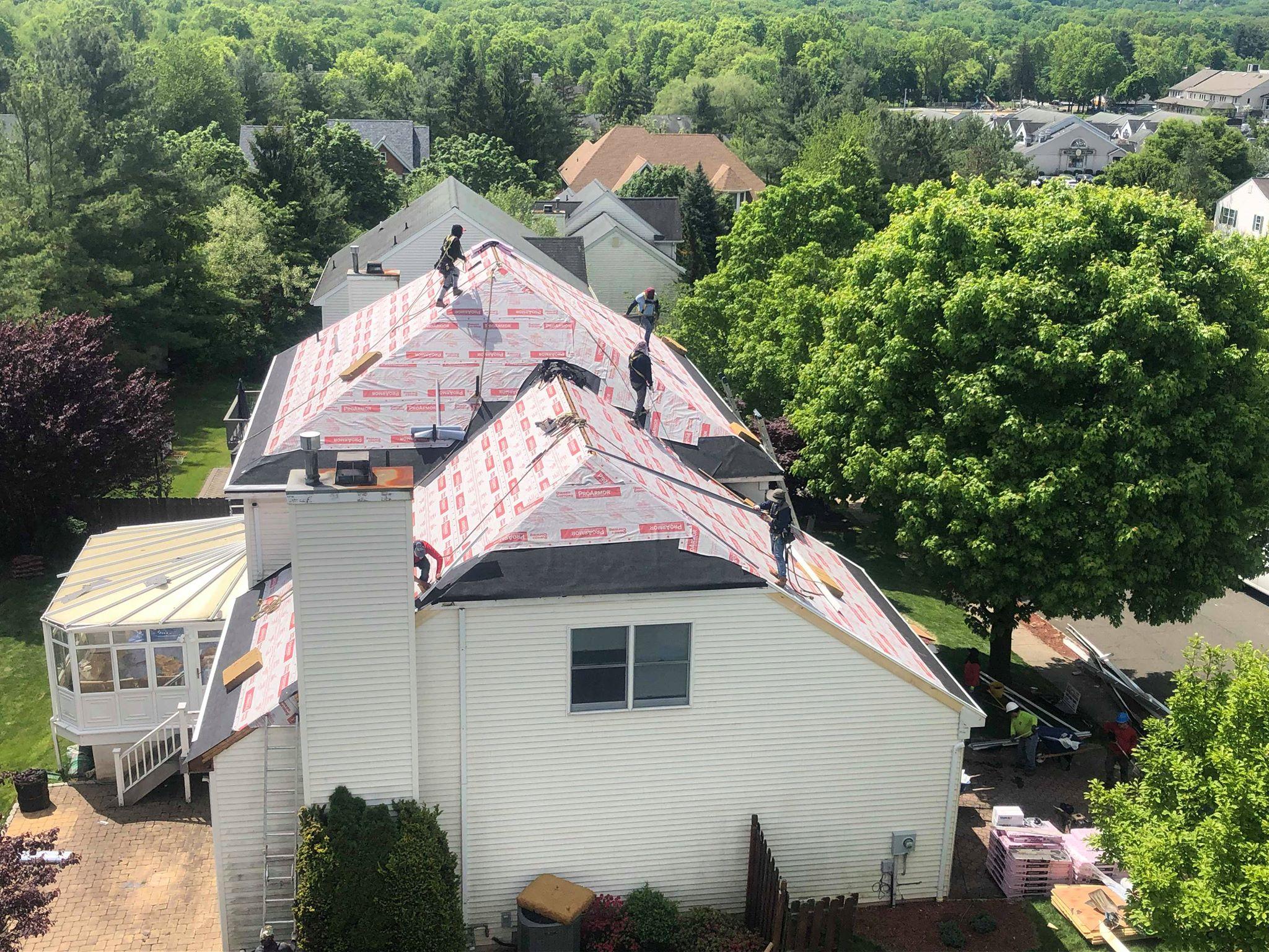 Warren NJ roofing Contractor Near Me Cephalo Roofing