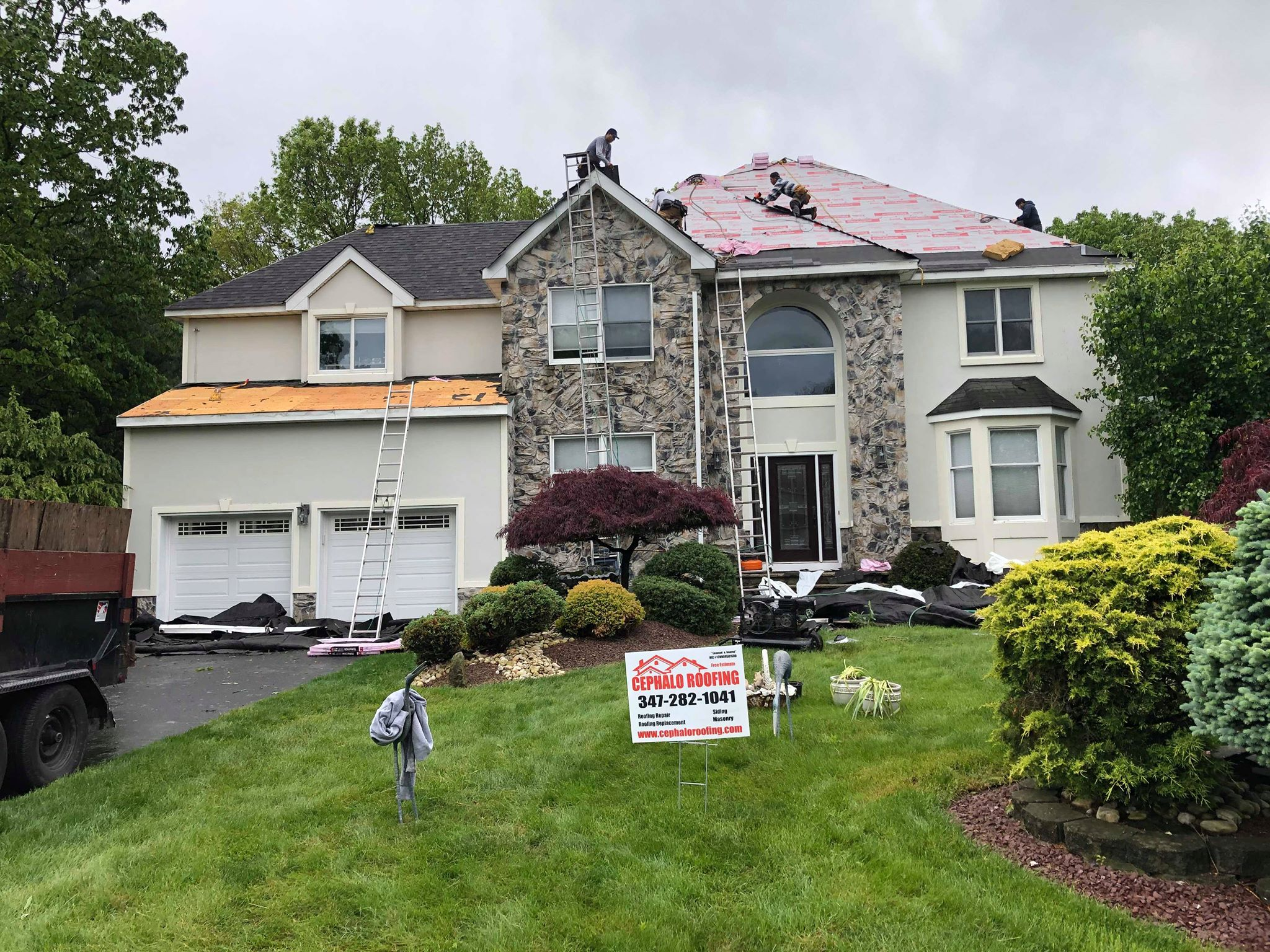 Roofing Contractor in New Jersey