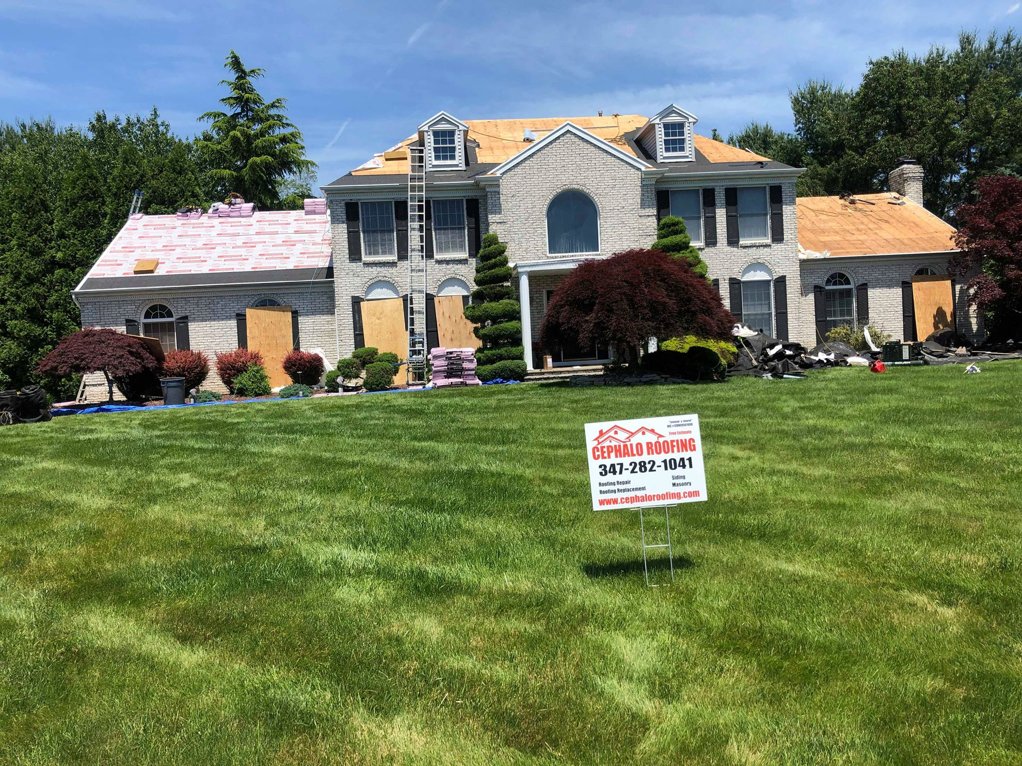 Owens Corning Roofing Replacement New Jersey