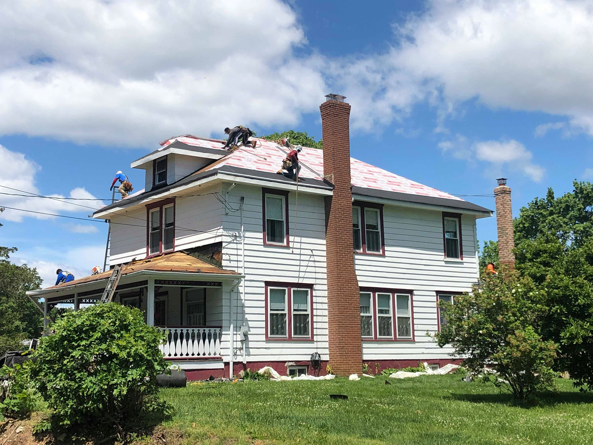 Roofing Contractor in Old Bridge NJ