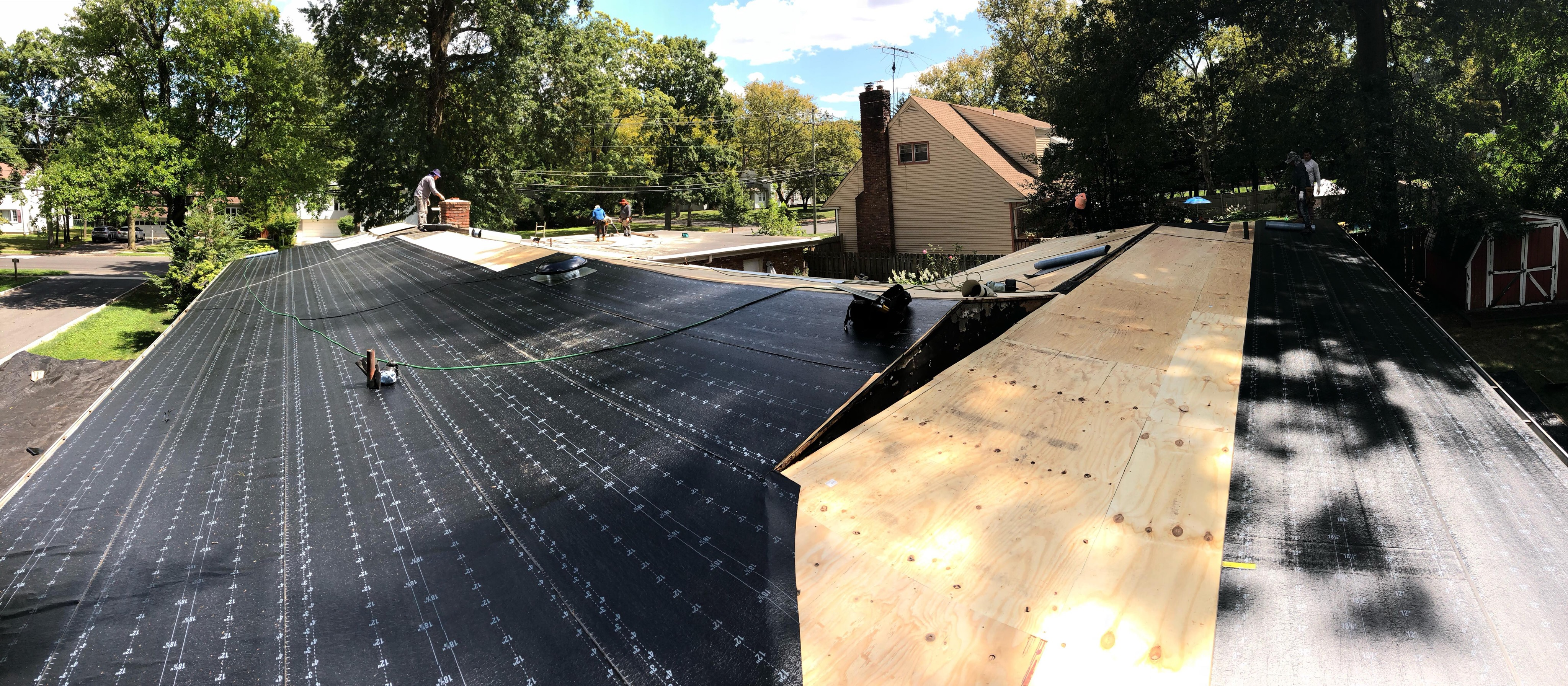 Roofing Installation in Creskill Nj Cephalo Roofing
